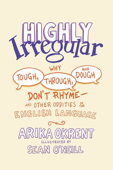 Highly Irregular cover